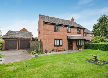 Thumbnail 4 bed detached house for sale in Cheshire Road, Thame