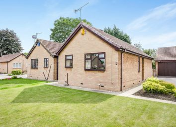 Thumbnail 2 bed bungalow for sale in Longwoods Walk, Knottingley