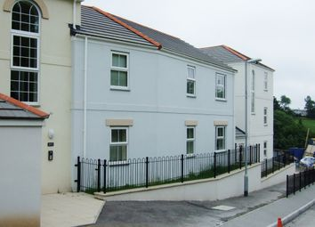 Thumbnail 2 bed flat to rent in Newbridge View, Truro