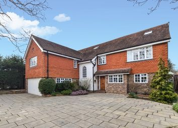 Thumbnail 7 bed detached house to rent in Scotts Lane, Bromley