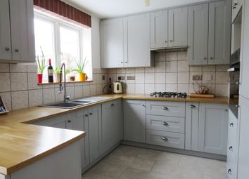 Thumbnail 3 bed end terrace house for sale in Sharnbrook Avenue, Hampton Vale, Peterborough