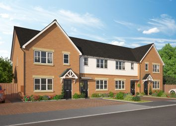 Thumbnail 3 bed end terrace house for sale in Bective Road, Kingsthorpe, Northampton