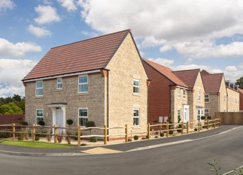"Thumbnail 3 bed detached house for sale in ""Hadley"" at Oxford Road, Calne"