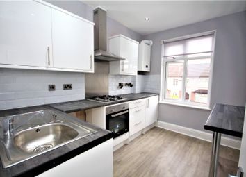 Thumbnail 2 bedroom flat to rent in Hillside Road, Bristol