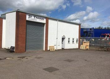Thumbnail Industrial to let in Summerway, Pinhoe, Exeter