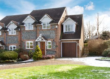 Thumbnail 3 bed cottage for sale in Slines Oak Road, Woldingham, Caterham