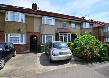 Thumbnail 3 bed terraced house to rent in Field End Road, Eastcote, Middlesex
