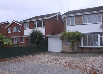Thumbnail 3 bed link-detached house for sale in Shawhurst Lane, Hollywood, Birmingham