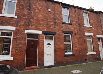 Thumbnail 2 bed terraced house for sale in Sybil Street, Carlisle, Cumbria