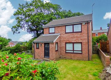 Thumbnail 3 bed detached house for sale in Fernway, Morpeth