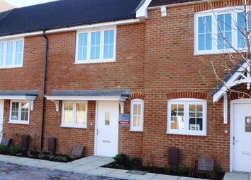 Thumbnail 2 bedroom terraced house to rent in Kelmscott Way, Bognor Regis