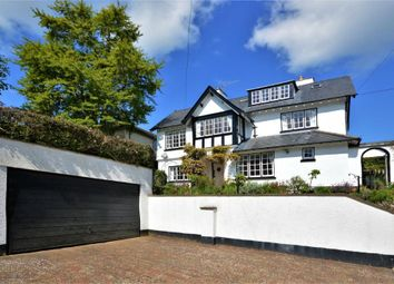4 bed detached house for sale in Alexandria Road, Sidmouth, Devon EX10