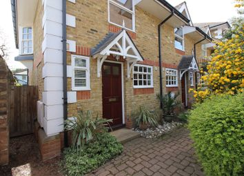 Thumbnail 2 bed end terrace house for sale in White Heron Mews, Teddington