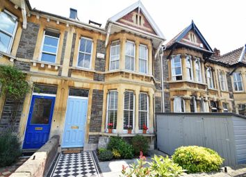 Thumbnail 4 bed property for sale in Russell Road, Westbury Park, Bristol
