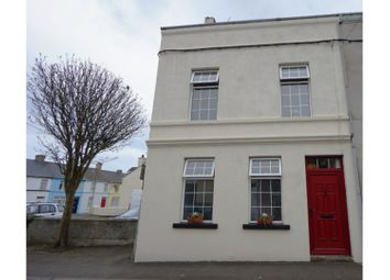 Thumbnail 4 bed end terrace house for sale in Manor Street, Donaghadee