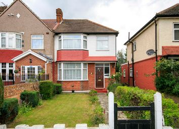 Thumbnail 4 bed end terrace house for sale in Hall Road, Isleworth