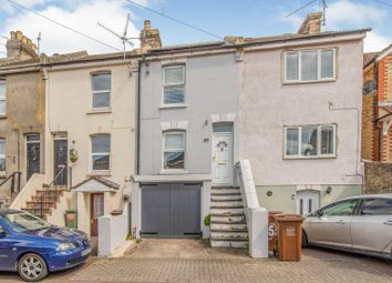 Queens Road, Chatham ME5. 2 bed terraced house for sale