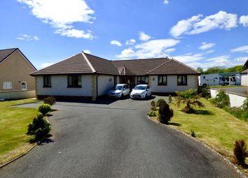 Thumbnail 4 bed detached bungalow for sale in Lockshorik, Hall Road, Ecclefechan, Lockerbie