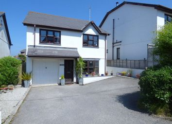 Thumbnail 4 bedroom detached house for sale in Sunnyside Road, Perranporth