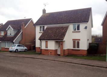 Thumbnail 4 bedroom detached house for sale in Ryders Way, Rickinghall Diss, Norfolk