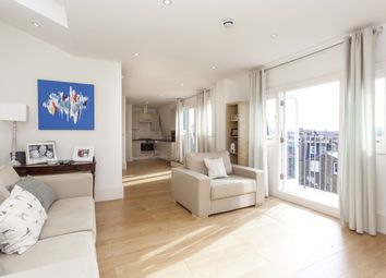 Thumbnail 2 bedroom flat to rent in Battersea Rise, London