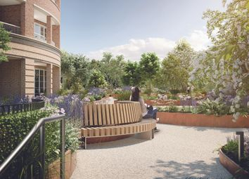 Thumbnail 3 bedroom flat for sale in Courtyard Gardens, Oxted, Surrey