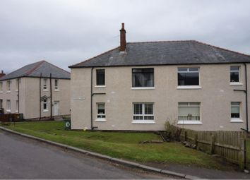 Thumbnail 2 bed flat for sale in Garden Street, Tarbolton
