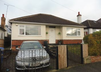 Thumbnail 3 bedroom detached bungalow for sale in Albert Road, Chaddesden, Derby