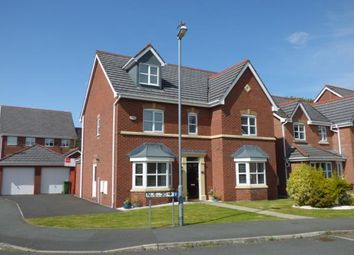 Thumbnail 5 bed detached house for sale in Chapelside Close, Great Sankey, Warrington, Cheshire