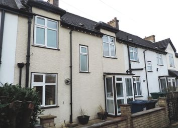 Thumbnail 3 bedroom terraced house to rent in Victoria Avenue, Barnet