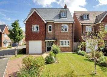 Thumbnail 5 bed detached house for sale in St. Augustine Road, Southgate, Crawley, West Sussex