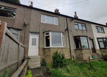 2 bed terraced house for sale in Plane Tree Nest, Trimmingham, Halifax HX2