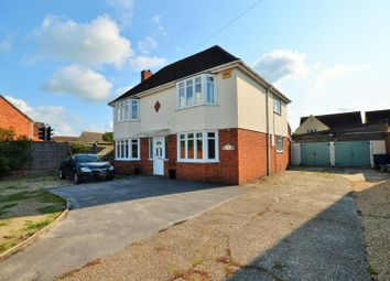 Thumbnail 4 bed detached house for sale in Shaftesbury Road, Gillingham