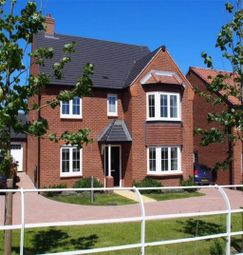 Thumbnail 5 bedroom detached house for sale in Field View Road, West Heath, Congleton