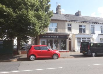 Thumbnail 3 bed flat for sale in Caerleon Road, Newport