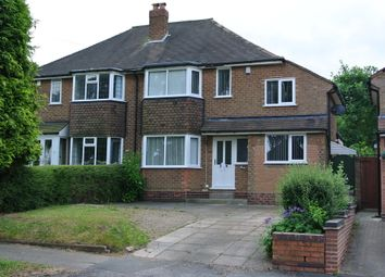 Thumbnail 3 bed semi-detached house to rent in Russell Bank Road, Sutton Coldfield