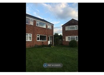 Thumbnail 3 bed semi-detached house to rent in Beaumont Drive, Cheltenham