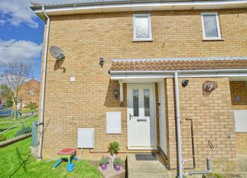 Thumbnail 2 bedroom property for sale in Beaver Close, Eaton Socon, St. Neots