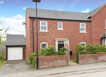 Thumbnail 3 bedroom semi-detached house to rent in Red Norman Rise, The Furlongs