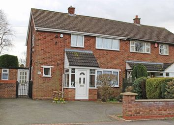 Thumbnail 3 bed semi-detached house for sale in Hill Top Avenue, Tamworth, Staffordshire