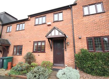 Thumbnail 2 bed terraced house for sale in Boggy Lane, Church Broughton, Derby