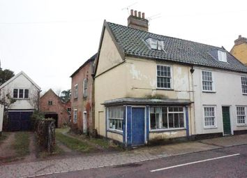 Thumbnail Semi-detached house for sale in Bridge Street, Bungay