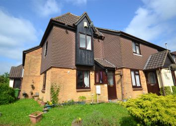 Thumbnail 1 bed terraced house for sale in Home Mead, North Waltham, Basingstoke