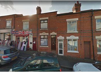 Thumbnail 3 bed terraced house to rent in Buxton Street, Leicester, Leicestershire