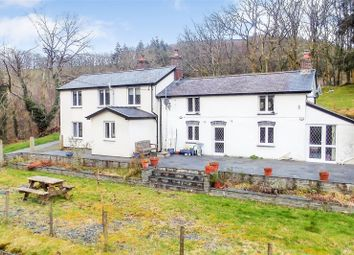 Thumbnail 4 bed detached house for sale in Talywern, Machynlleth, Powys
