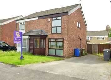 Thumbnail 3 bed semi-detached house to rent in Dovey Close, Astley, Tyldesley, Manchester