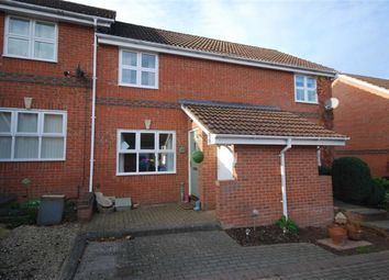 Thumbnail 2 bed terraced house for sale in Bronte Drive, Ledbury, Herefordshire