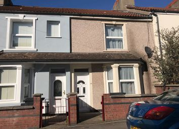 Thumbnail 2 bed terraced house for sale in Greenbank Avenue West, Easton, Bristol