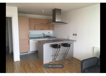 Thumbnail 1 bed flat to rent in Thomas Frye Court, London
