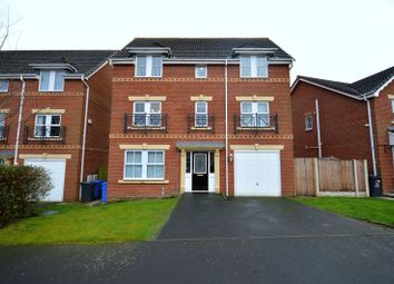 Thumbnail 4 bed detached house for sale in Fillmore Grove, Widnes